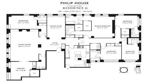 Home Floor Plan Virtual Tour | house floor plans with measurements houses with virtual