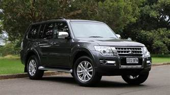 Looking For Mitsubishi Pajero 2016 Mitsubishi Pajero Review Chasing Cars