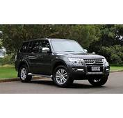 2016 Mitsubishi Pajero Review  Chasing Cars