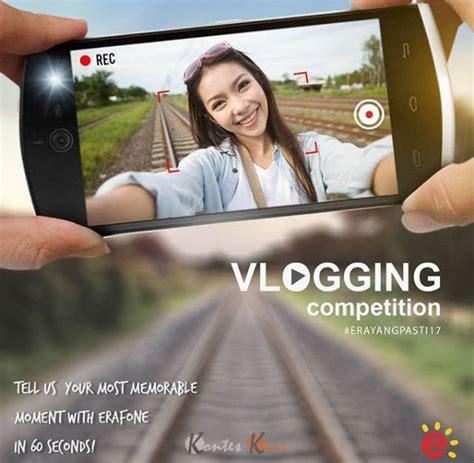 erafone dji spark vlogging competition bareng erafone www konteskuis com