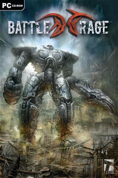 Age Of Rages On With Twisted Battle by Battle Rage The Robot Wars скачать торрент бесплатно на Pc