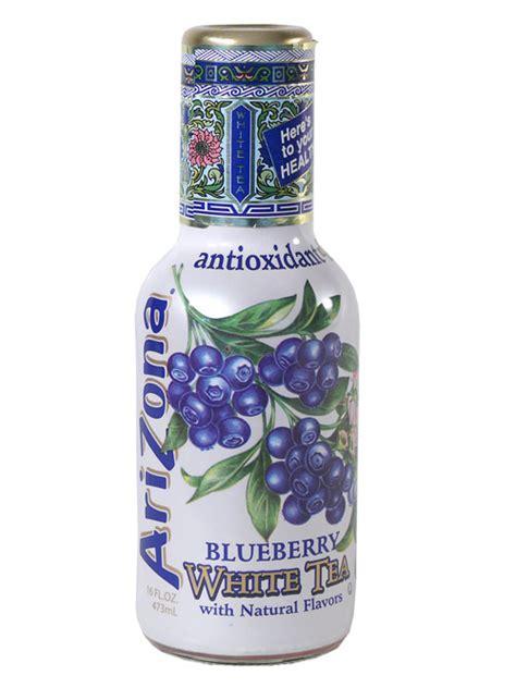 Detox Arizona by Boisson D 233 Tox Myrtille Bleuet Et Th 233 Blanc