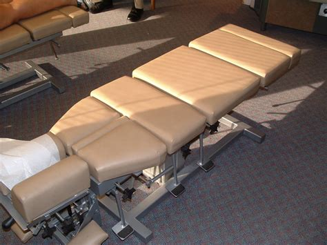 chiropractic table upholstery medical photo gallery vinyl crafters reupholstery