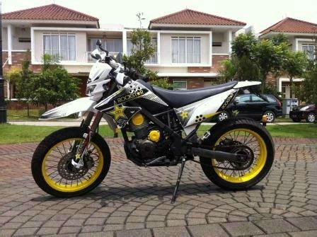 Kunci Kontak Klx 150cc by Kawasaki Klx Modif Mesin Masih Standart Jual Motor