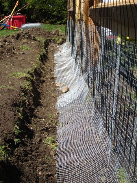 hardware mesh     trench   perimeter