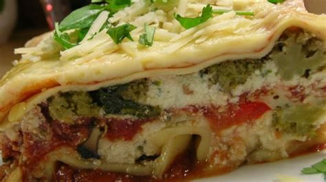 Todays Special Mexican Style Lasagna by Hearty Vegetable Lasagna Recipe Allrecipes