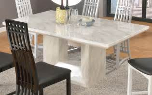 kitchen table with faux marble top best marble dining