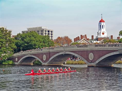Cambridge Mba Rowing by Rowing On The Charles River Harvard In The