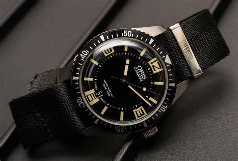 oris divers sixty five on fan of fashion