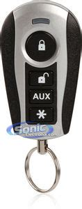 directed 7642t replacement remote for select sst alarm systems