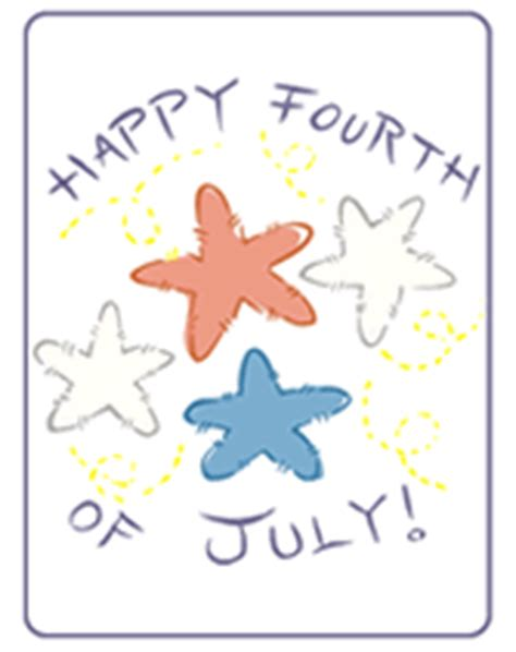 4th of july greeting cards free printable greeting card