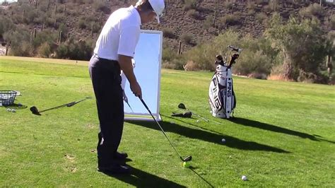 golf swing practice drills golf swing drills use a mirror to practice your golf