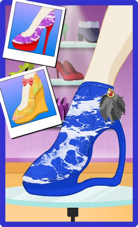 game design your shoes shoe designer high heels android apps on google play