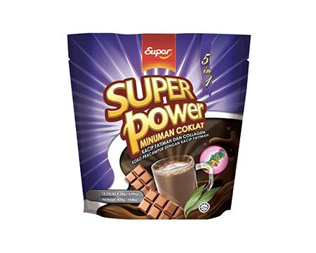 Milo Actigen E 600g power 5 in 1 kacip fatimah collagen chocolate