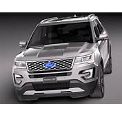 2018 Ford Explorer Platinum Interior  Best Cars Review