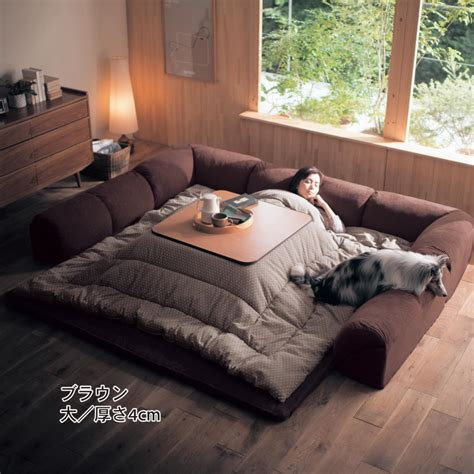 japanese table bed traditional japanese invention kotatsu is a bed a table