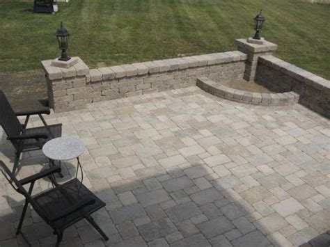 Brick Paver Patio Design Ideas Delaware Ohio Paver Patio Contractors 614 406 5828 Outdoor Fireplaces Delaware Ohio