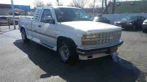 automobile air conditioning service 1993 chevrolet g series g30 engine control find used 1993 chevrolet c1500 silverado extended cab pickup 2 door 5 7l in godfrey illinois