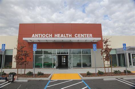 Detox Contra Costa County Medi Cal by Antioch Health Center Contra Costa Regional