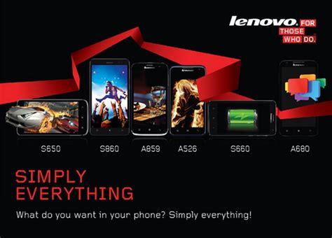 Pasaran Handphone Lenovo Malaysia lenovo malaysia memperkenalkan enam peranti android baru untuk pasaran tempatan amanz