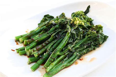 Chinese Greens (Yu Choy) Stir Fry ? Steamy Kitchen Recipes