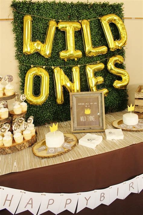 Kara's Party Ideas Where the Wild Things Are Birthday Party   Kara's Party Ideas