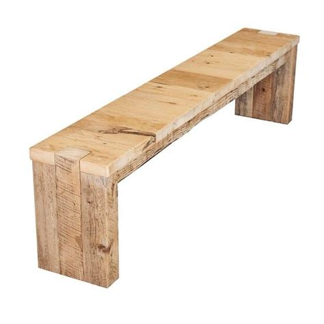 recycled wood bench buy a hand crafted reclaimed barn wood parsons style bench