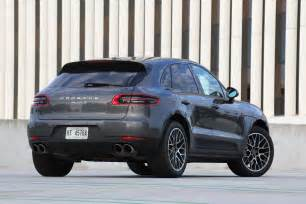 2015 Porsche Macan Price 2015 Porsche Macan Review Price Photos Gayot