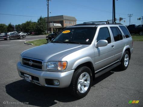 2003 Nissan Pathfinder Le by 2003 Chrome Silver Metallic Nissan Pathfinder Le 4x4