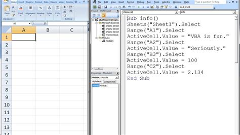 excel vba topic 2 5 absolute vs relative references in