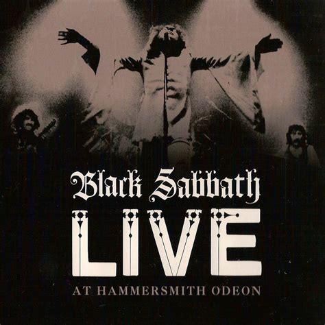 black sabbath live at hammersmith odeon reviews and mp3