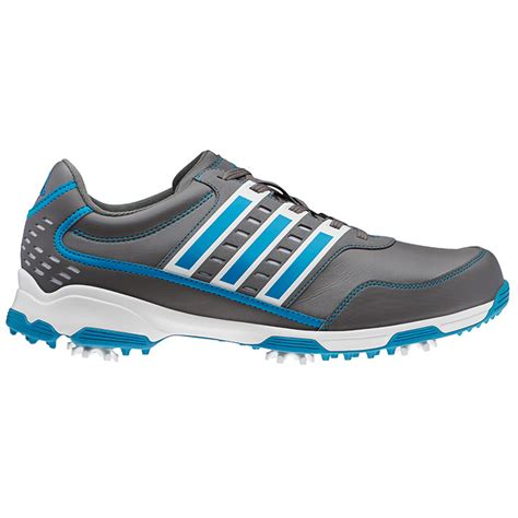 adidas traxion adidas golflite traxion golf shoes men s iron white blue