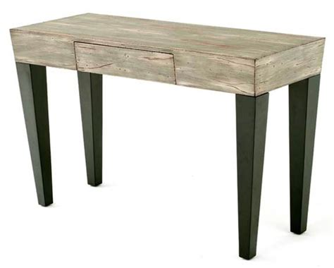 modern rustic sofa table urban chic unique colors sizes
