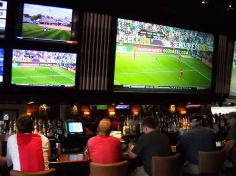 Top Sports Bars In Boston by The Big The Top 5 Sports Bars In Boston Haute Living