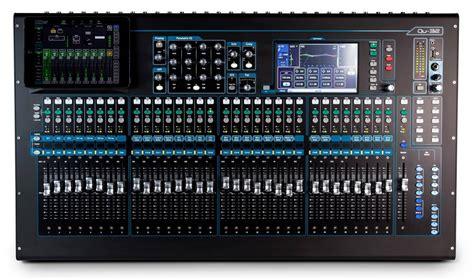 Allen Heath Qu 32 32 Channel Digital Mixer Original allen heath qu 32 32 channel digital mixing console