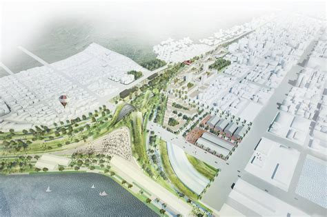 design competition proposal gallery of kaohsiung port station urban design competition
