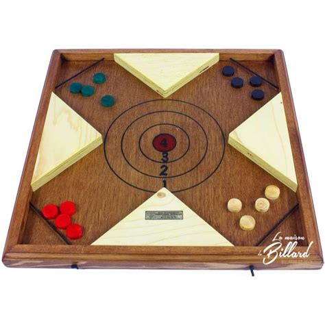 tir sur cible jeu en bois de comptoir