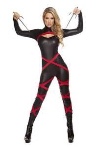 ninja costume adults halloween naughty ninja catsuit woman costume 67 99 the