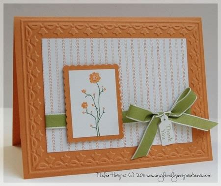 Handmade Thank You Gifts - 24 best images about handmade card ideas on
