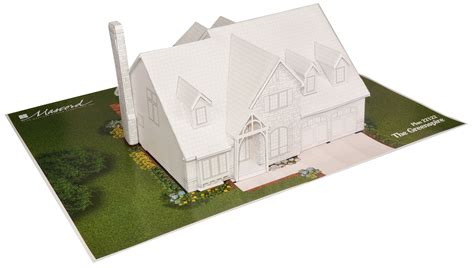 scale model house plans model scale house plans house best art
