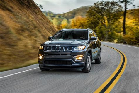 jeep compass latitude 2018 2018 jeep compass pricing for sale edmunds