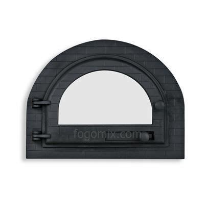 porta forno porta ferro fundido p forno de pizza tipo iglu artmill