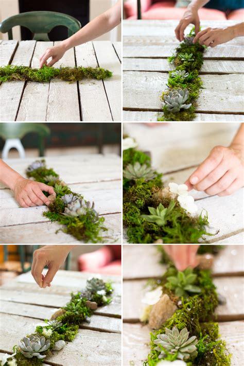 diy succulent centerpiece wedding event plant design