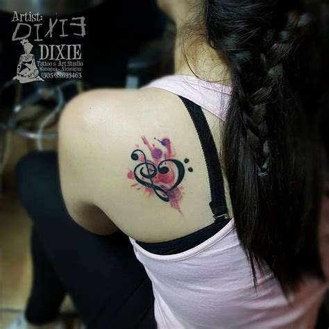 best music tattoos design 60 creative design ideas for
