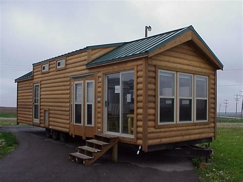 Log Cabin Trailer Homes by Bol Prefab Kit Trailer Log Cabins Looking Get Low Cost