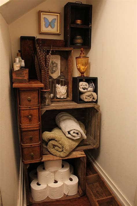 crate shelves bathroom 323 best images about pallet crate upcycling on