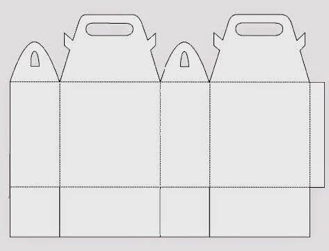 moldes de cajitas de papel moldes de cajas para fiestas diego pinterest box