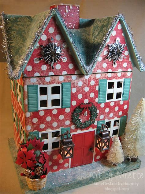 How To Make A Paper Mache House - 1000 images about papier mache house ideas on