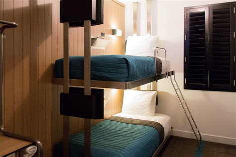 pod bunk beds a at pod 39 hotel nyc cool