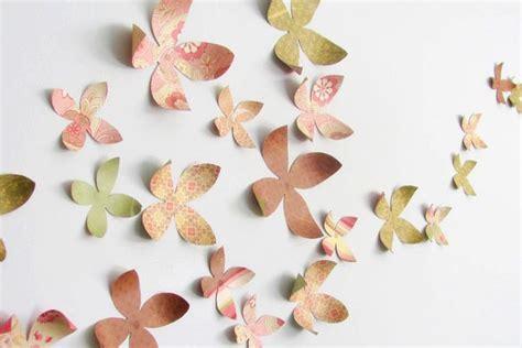 Paper Flowers Floral Garland Decor Home Wall Decor Diy Wall Decor Ideas 2015
